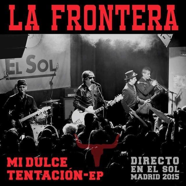 """Javier Andréu vocalista del grupo """"La Frontera"""". Canta el Himno de la ADESPERANZA """"Nunca Jamás un paso atrás"""""""