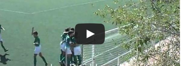 """Video del gol de Jose David con el Juvenil """"A"""""""