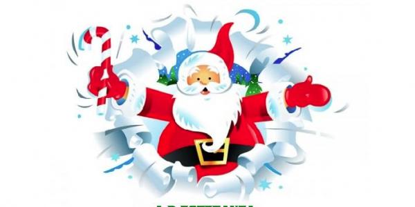 Papa Noel en la A.D.Esperanza