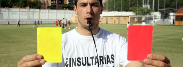 """Articulo de opinión: Fútbol y """"cultura"""" del insulto"""