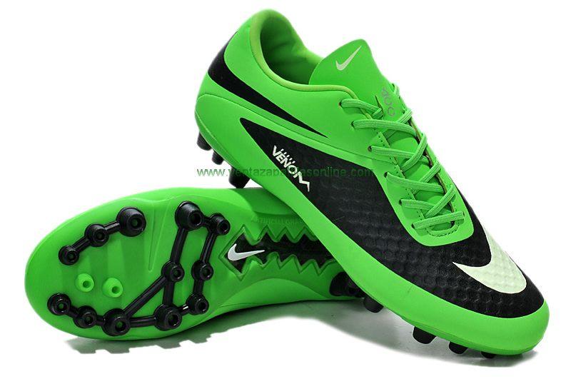 brand new 7ca37 ab44f Nike-HyperVenom-Phantom-AG-botas-de-futbol-Lime-