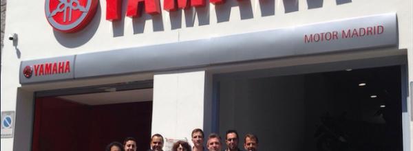 Yamaha Motor Madrid Nuevo Patrocinador del Club