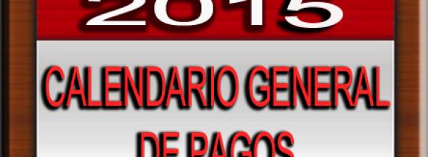 Nota Informativa: Plazo Primer Pago Temporada 2015-16