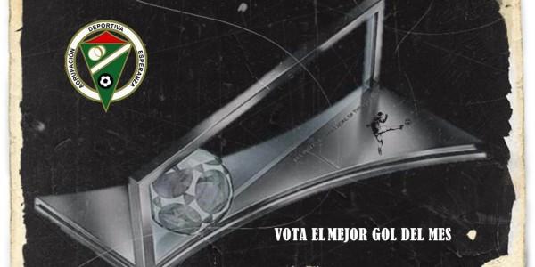 Vota el Mejor Gol del Mes de Abril