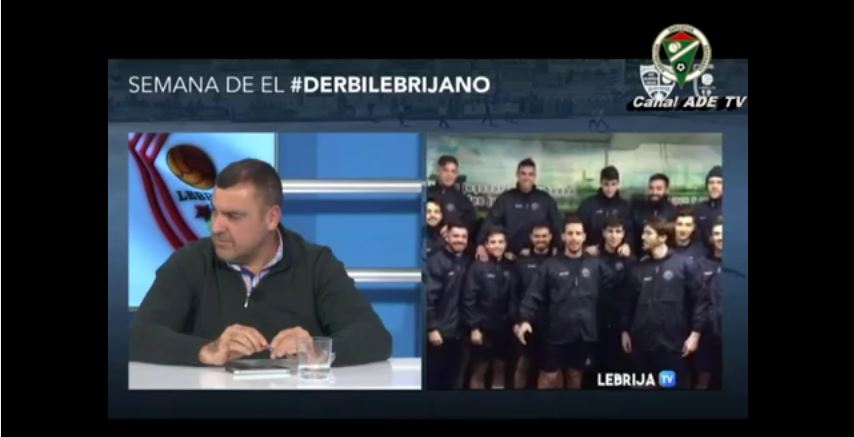 A d esperanza el primer equipo en lebrija tv - Estudio victoria lebrija ...