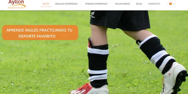 Aprende Inglés jugando al fútbol