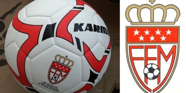 """La RFFM comunica que ya no es obligatorio utilizar el balón """"Karma"""""""