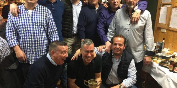 El reencuentro del equipo Semifinalista del Principe de Asturias