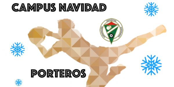 Campus Navideño de Porteros A.D.Esperanza 2018