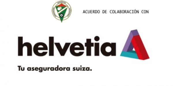 Acuerdo de Colaboración con la compañía de Seguros HELVETIA