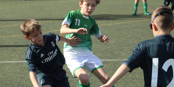 Fotos Partido Benjamin «A» – Real Madrid CF «B» (9-5-19)