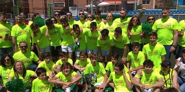Fotos Partido Infantil «A» – EDM San Blas y Celebración (11-05-19)