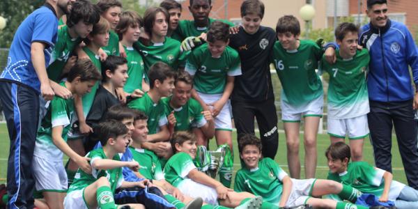 Fotos Celebración Campeonato de Liga del Infantil «B»