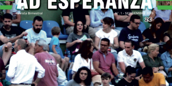 Ya esta disponible el Nº1 Revista «A.D.Esperanza»