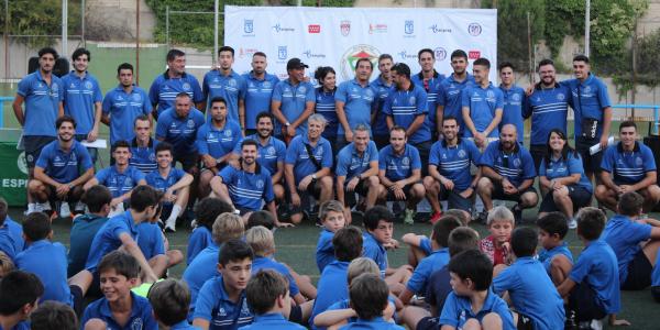 Presentación Fútbol Base Temporada 2019-20