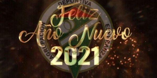 Feliz año 2021 (vídeo)
