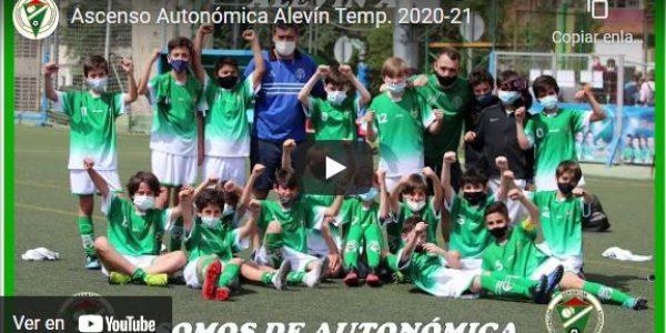 Campeonatos y Ascensos Temp. 2020-21